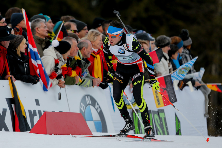 E.ON IBU BIATHLON WORLD CUP 2014