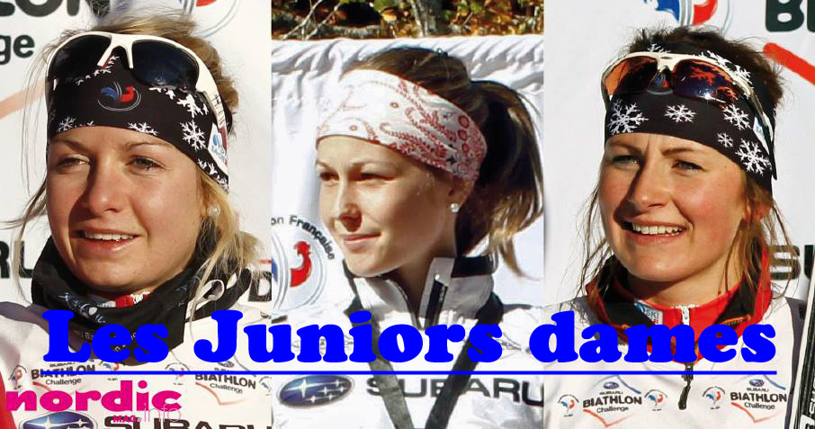 Juniors dames