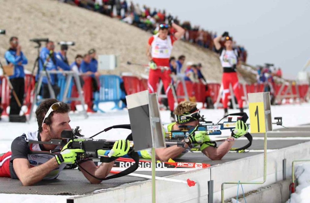 Biathlon-relaisH-Beatrix Claude