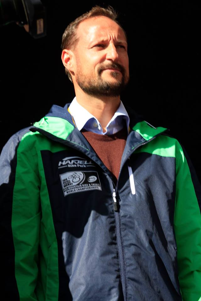 Le Prince Haakon de Norvège (Photo : Frédéric Machabert)