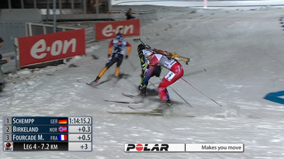 Ostersund Fourcade