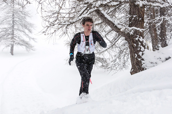 Nathan Jovet, 1er junior (photo : Rémi Morel)