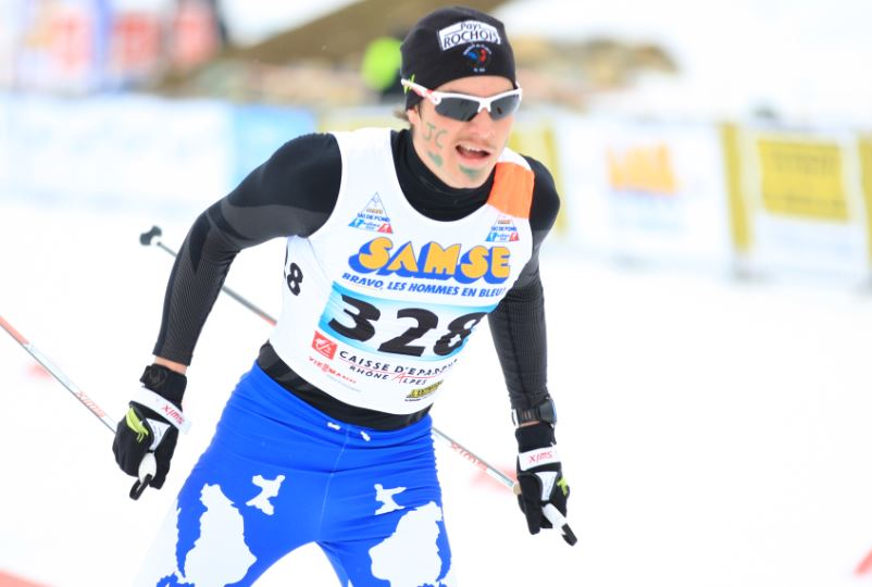 France Feclaz-skiathlon Roguet