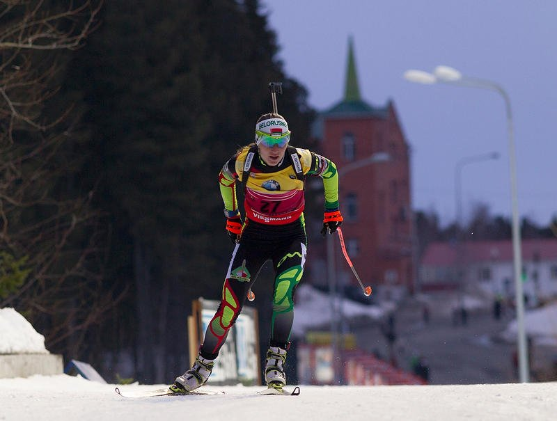 IBU world cup biathlon, sprint women, Khanty-Mansiysk (RUS)