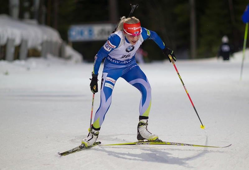 IBU world cup biathlon, sprint women, Khanty-Mansiysk (RUS)