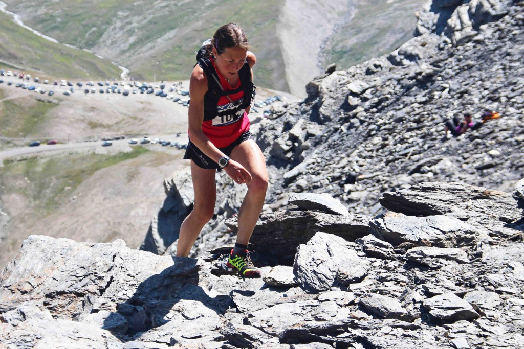 Céline Lafaye (photo : Goran Mojicevic Passion Trail).