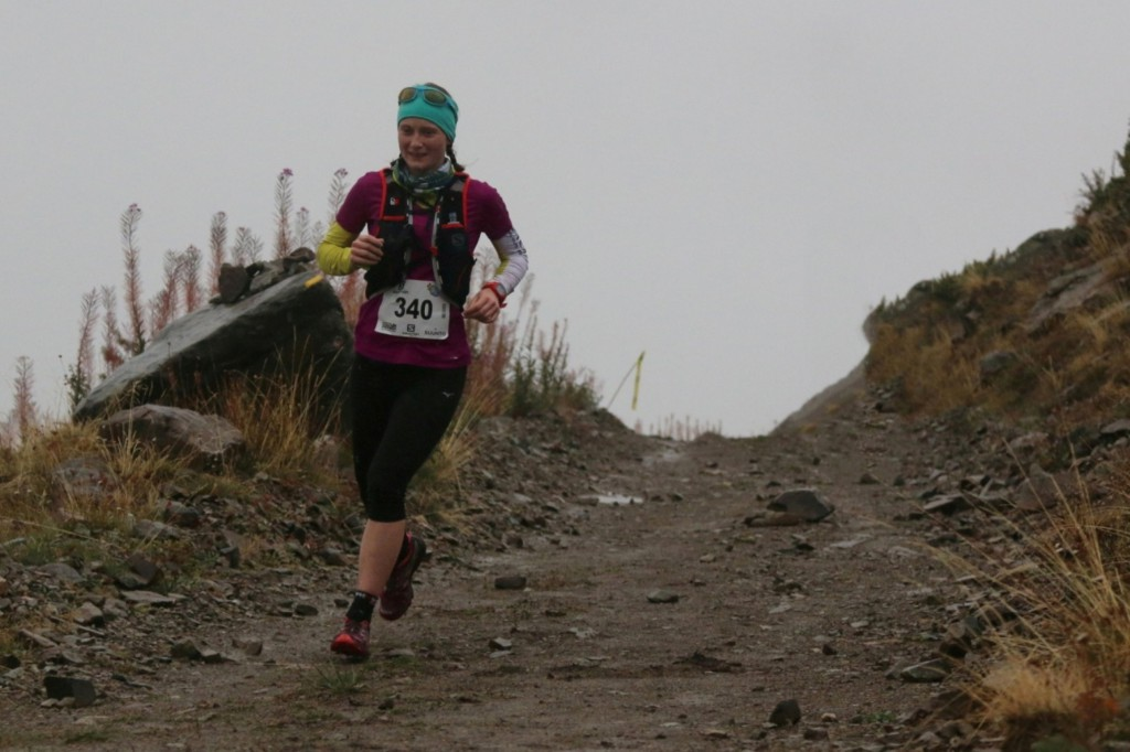 2 0céane Boutarin 1ère 28 km Serre Che Trail Salomon 2015 photo Robert Goin