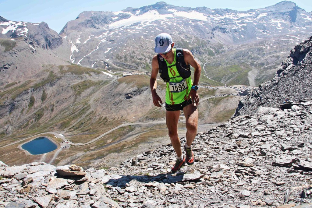 Andy Symonds (photo Goran Mojicevic Passion Trail).