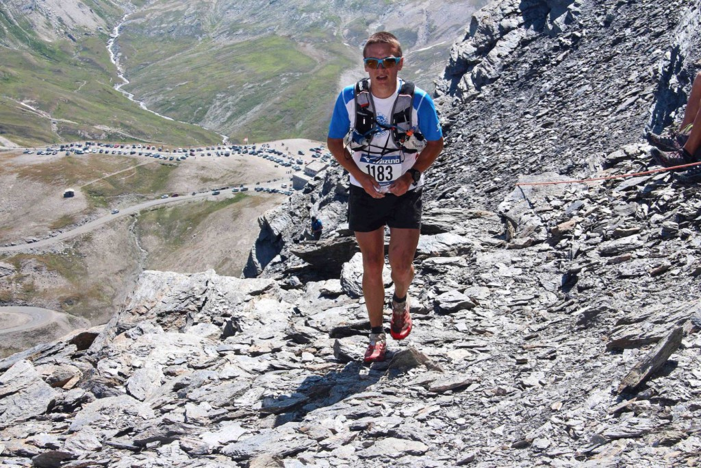 Gédéon Pochat (photo : Goran Mojicevic Passion Trail).