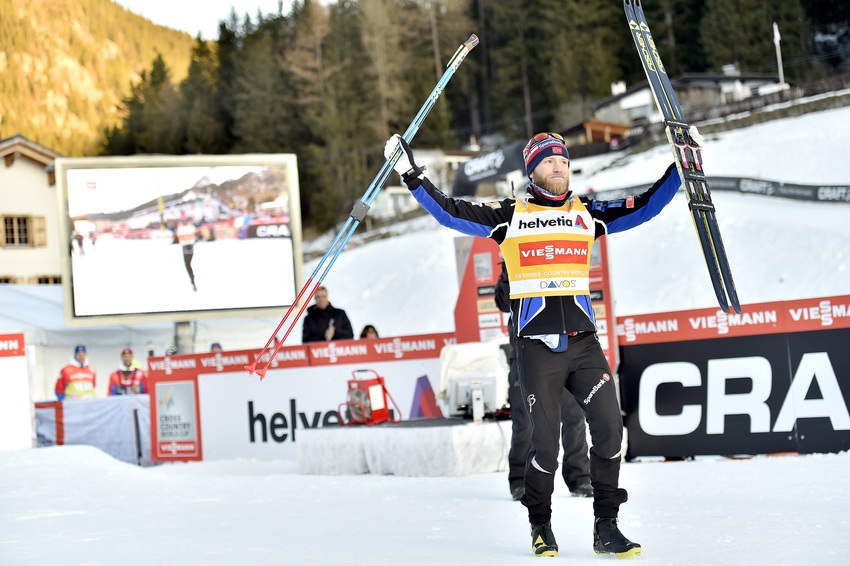 Martin Johnsrud Sundby (Photo : Vianney Thibaut/Agence Zoom)