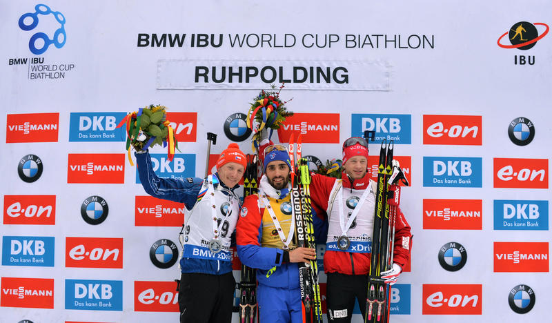 podium Ruhpodling Mass-start