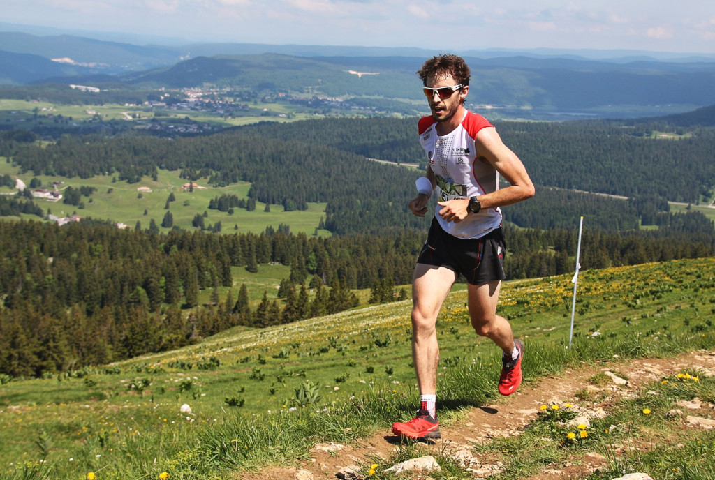 4 Thibaut Baronian  photo Goran Mojicevic Passion Trail