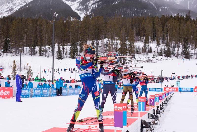 Calendrier Coupe Du Monde Biathlon 2020.Biathlon Le Calendrier De La Coupe Du Monde 2018 2019