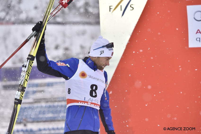 Petter Northug Jr (Photo : Agence Zoom)