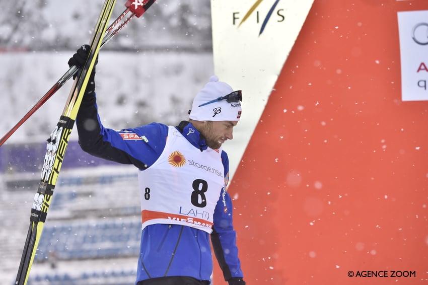 Petter Northug Jr (Photo : Agence Zoom)