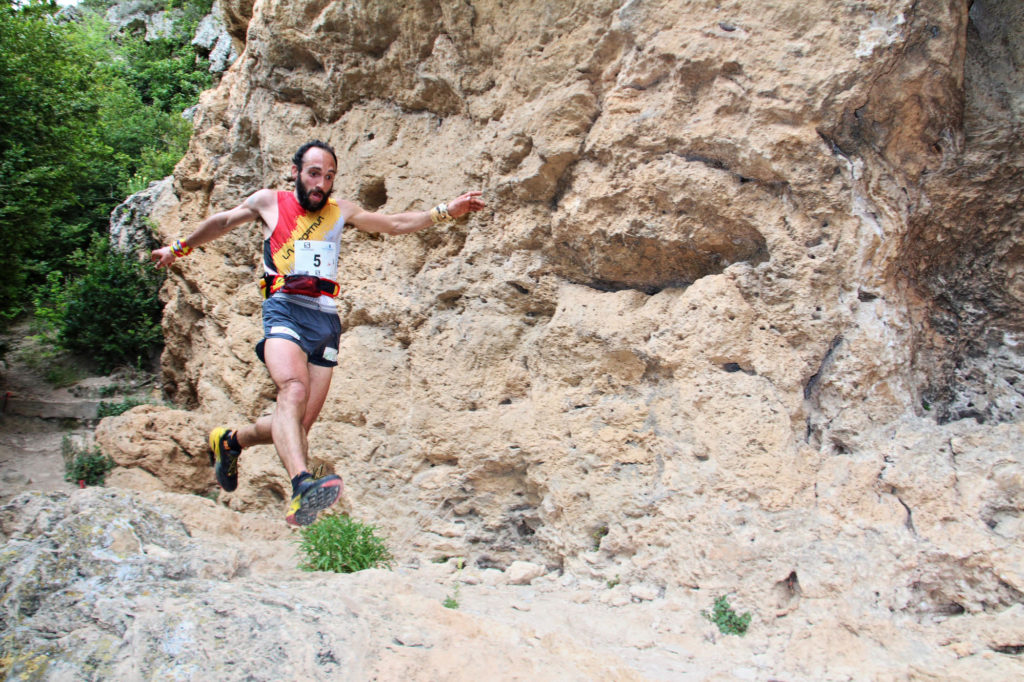 1 Michel Rabat 2016 42 km Verticausse photo Goran Mojicevic Passion Trail