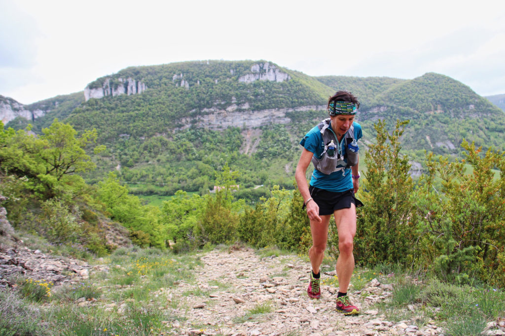 2 2016 Marie-Noëlle Bourgeois  42 km Verticausse photo Goran Mojicevic Passion Trail