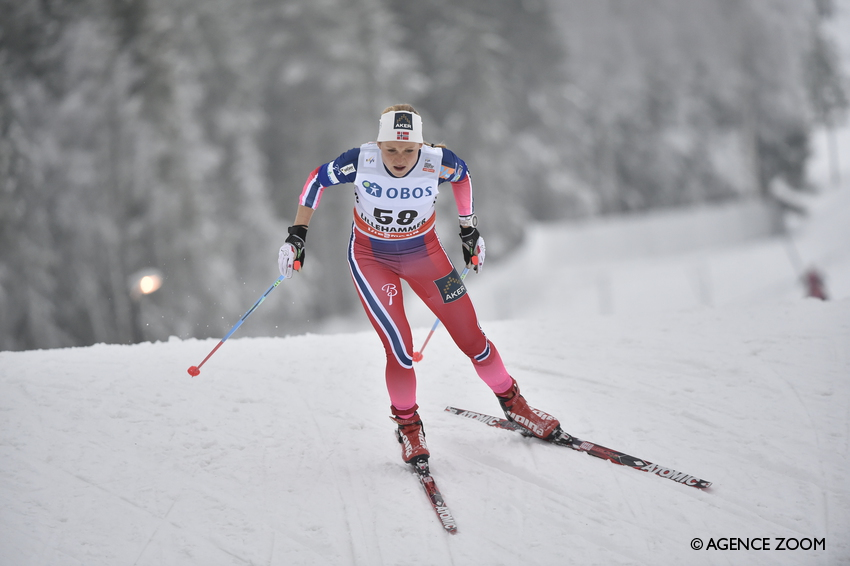 Marthe Kristoffersen (Photo : Vianney Thibaut/Agence Zoom)