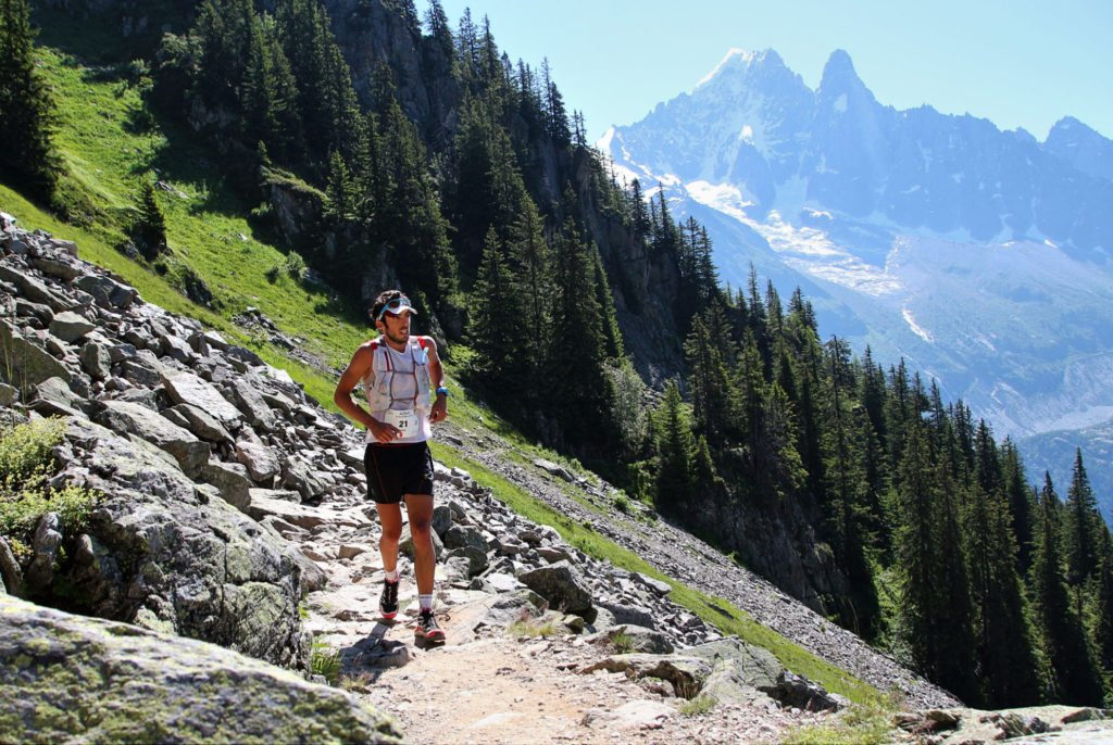 3 Matthias Mouchart 42 km Marathon du Mont Blanc 2015 photo Goran Mojicevic Passion Trail