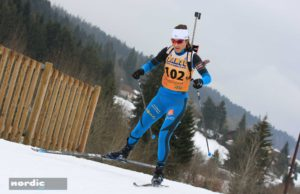 Ski nordique, biathlon, Samse Biathlon Tour, coupe de France, La Seigne, Doubs