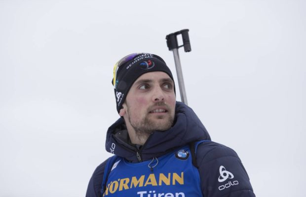 biathlon, Le Grand-Bornand, Simon Desthieux, 2017