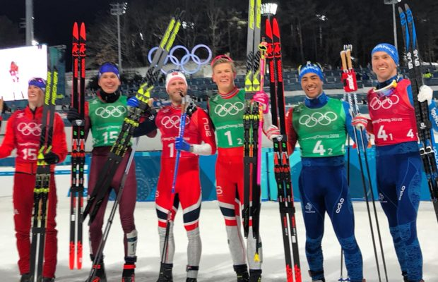 jo, Maurice Manificat, Richard Joule, jo hiver, Olympique, Pyeongchang