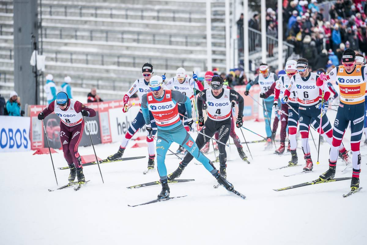FIS world cup cross-country mass men Oslo