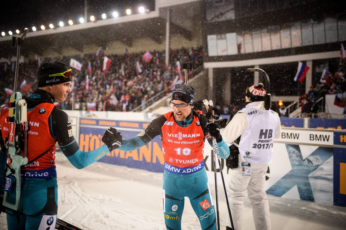 Biathlon | Tyumen : la start-list de la mass-start hommes en coupe du monde