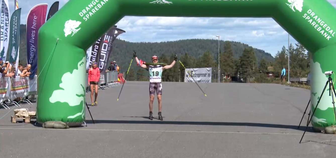 rollerski, World Classic Tour, Olaf Skoglunds Minnelop