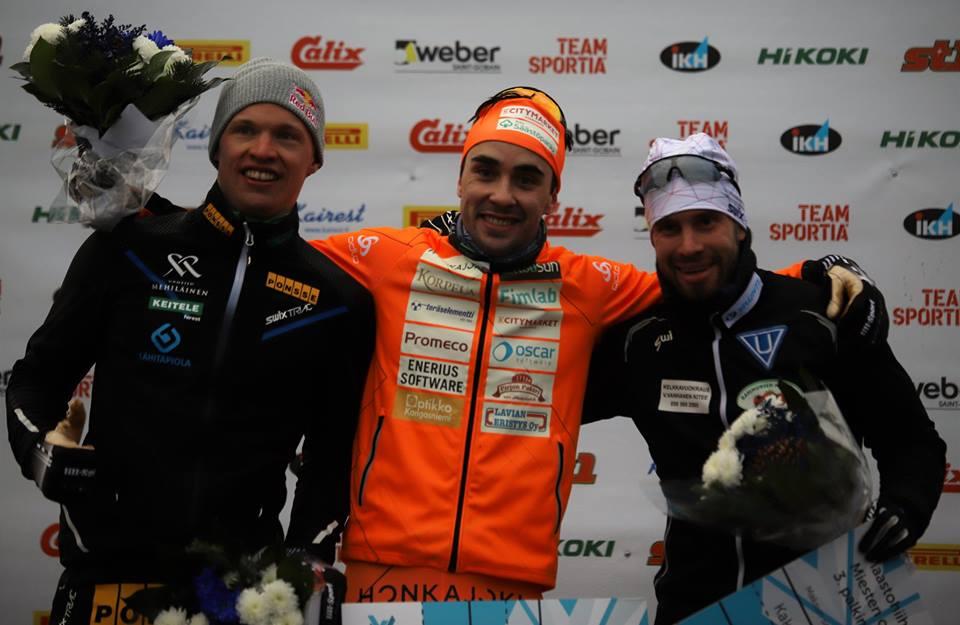 Ristomatii Hakola, ski de fond, Finlande, Suomen Cup, Iivo Niskanen