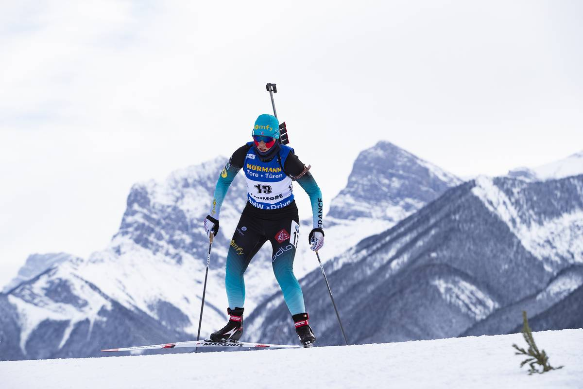 IBU world cup biathlon, individual men, Canmore (CAN)