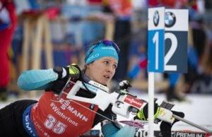 BIATHLON - La Norvégienne Marte Olsbu Roiseland a remporté le sprint de Salt Lake sur le difficile site de Soldier Hollow devant Kaisa Makaraïnen et Franziska Hildebrand. Belle 11e place de Célia Aymonier.