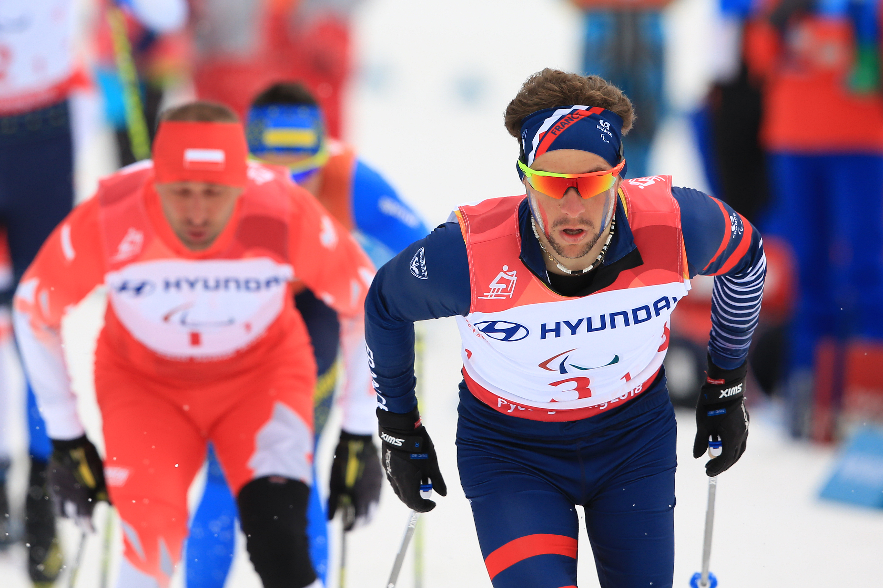 Ski de fond, une, biathlon, handisport