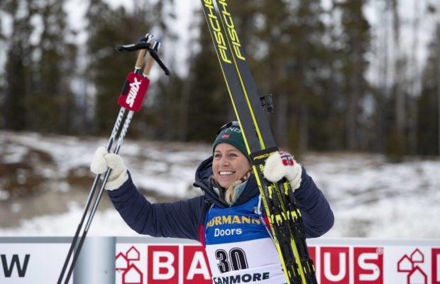 IBU world cup biathlon, individual men, Canmore (CAN)