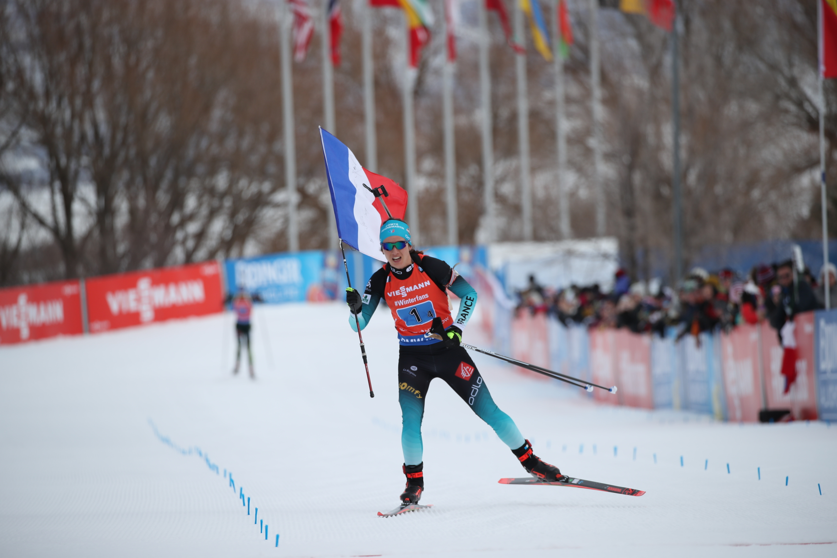 Solider Hollow, biathlon, Anaïs Chevalier