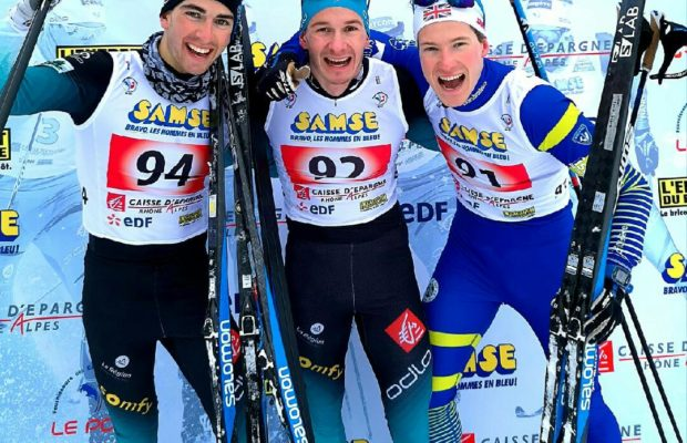 une, samse national tour, ski de fond, Tom Mancini,