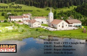 l'Abbaye Trophy 2019, trail , vtt, jungle run