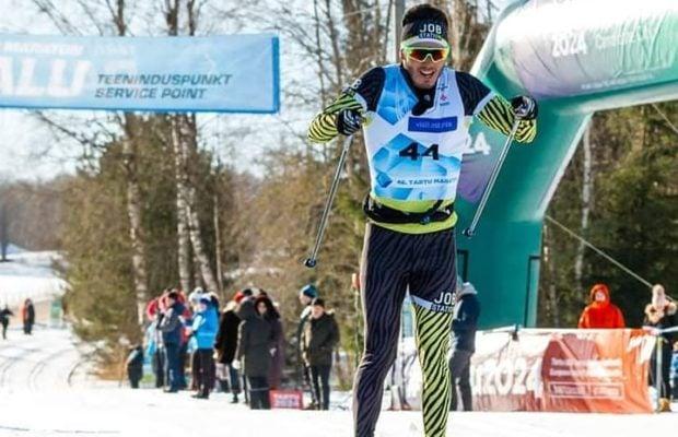 SKI DE FOND - Thomas Chambellant, membre du Team Jobstation aujourd'hui stoppé, fera partie du eLiberty ski team la saison prochaine.