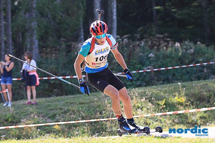 BIATHLON - Les poursuites du Samse biathlon national tour disputées à Prémanon, ce dimanche, ont offert un joli spectacle aux milliers de personnes présentes.