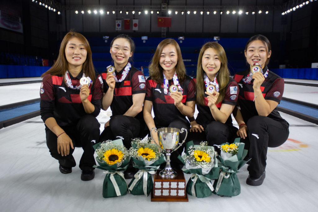 curling, Asia-Pacific Championships