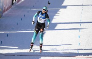 biathlon, Antholz, Bescond