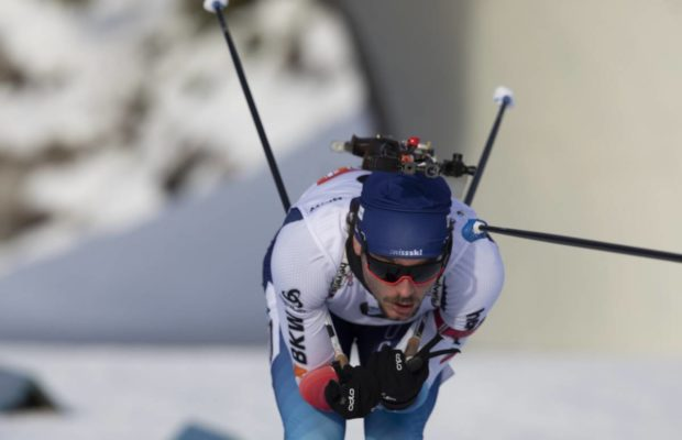 biathlon, Jérémy Finello