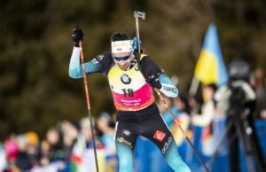 biathlon, Antholz, Fourcade