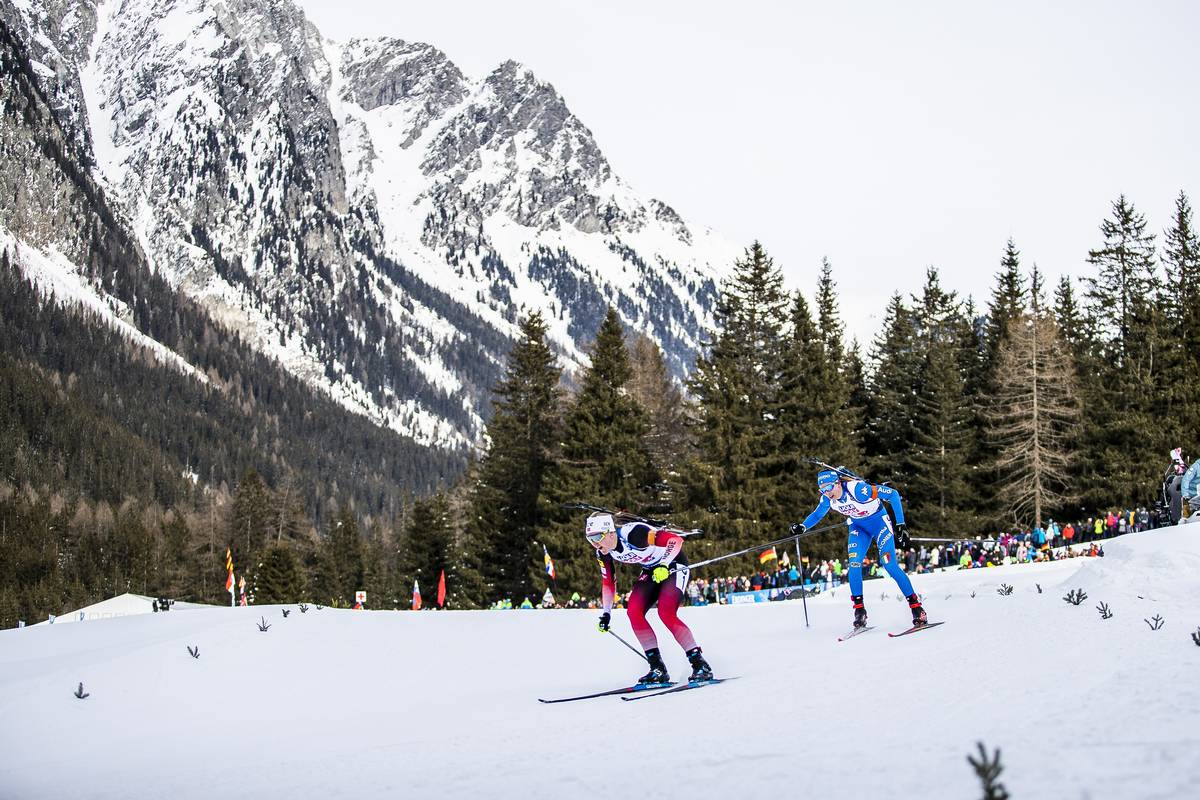 biathlon, Antholz, Eckhoff, Wierer