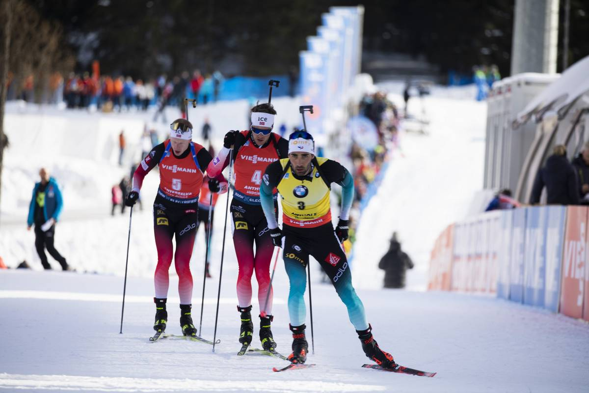 antholz, biathlon, fourcade, boe