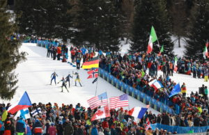 Antholz, biathlon