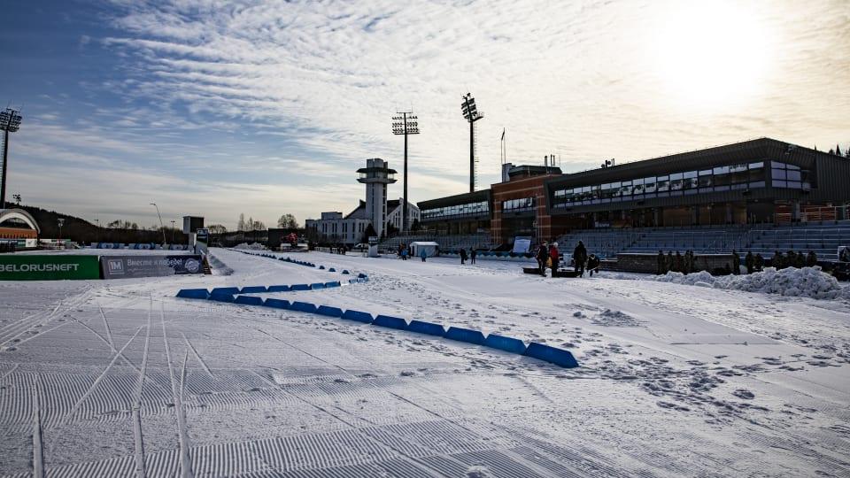 BIATHLON - Déjà soumis à rude épreuve avec les Championnats d'Europe, le stade de Minsk a souffert des fortes pluies et de la douceur. Une météo compliqué qui oblige l'IBU à modifier le programme de cette dernière étape du circuit.