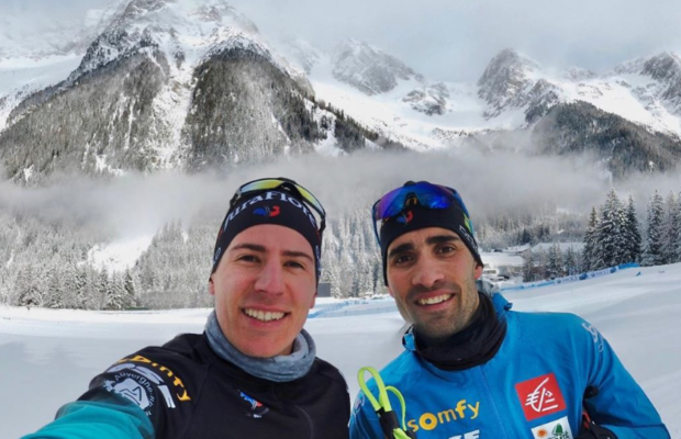 biathlon, Antholz, Quentin Fillon Maillet, Martin Fourcade