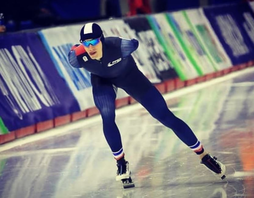 timothy loubineaud, patinage de vitesse