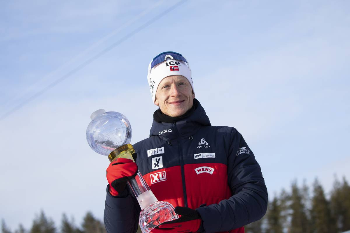 biathlon, Kontiolahti, Johannes Thingnes Boe